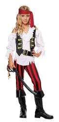 Пиратки - Детский костюм Залихватского пирата