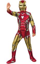 Железный человек - Детский костюм Железного человека героя