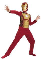 Железный человек - Детский Костюм Железного Человека Marvel