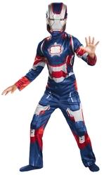 Железный человек - Детский костюм Железного патриота Marvel