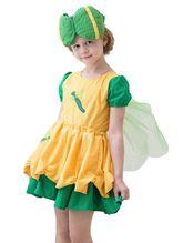Божьи коровки - Детский костюм Желтой стрекозки