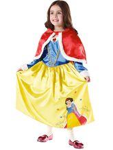 Белоснежки и Алисы - Детский костюм зимней белоснежки