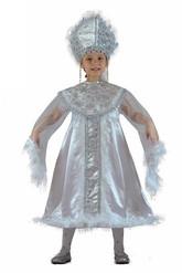 Времена года - Детский костюм Зимушки Зимы