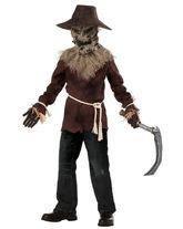 Мультфильмы - Детский костюм злого пугала
