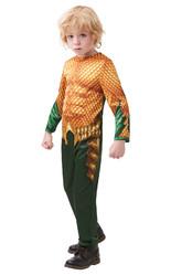 Супергерои и спасатели - Детский костюм Золотого Аквамена