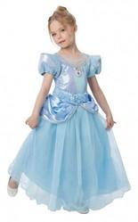 Золушки - Детский костюм Золушки Deluxe