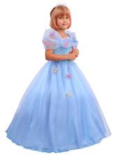 Золушки - Детский костюм Золушки сказочной