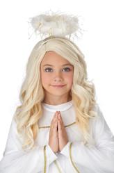 Ангелы и Феи - Детский парик ангела