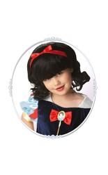 Белоснежки и Алисы - Детский парик Белоснежки