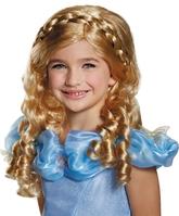 Золушки - Детский парик Золушки из фильма