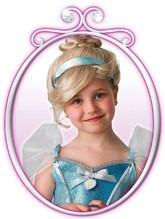 Золушки - Детский парик Золушки