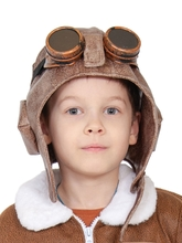 Летчики и пилоты - Детский шлем полярного летчика