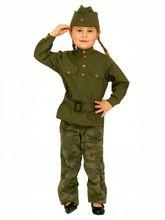 Профессии - Детский военный комплект
