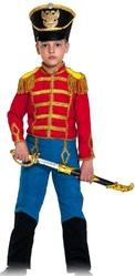 Гусары и Офицеры - Детский замшевый костюм гусара