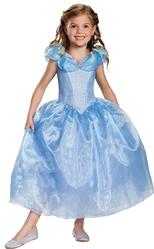 Золушки - Детское голубое платье Золушки
