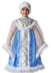 Снегурочки и Снежинки - Детское платье снегурочки