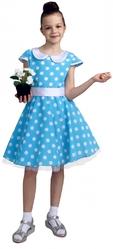 Ретро и Хиппи - Детское платье стиляги