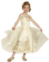 Золушки - Детское свадебное платье Золушки