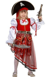 Пиратки - Костюм Девочка-пиратка