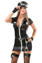Костюмы для стриптиза - Девушка-полицейский