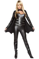 Костюмы на Хэллоуин - Костюм Девушка Бэтмена