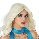 Гангстеры и мафия - Диско парик Платиновая блондинка