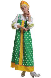 Русские народные - Костюм Добрая Алёнушка