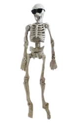 Скелеты - Фигурка Скелет в очках