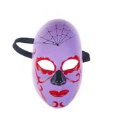 Мертвецы - Фиолетовая маска на день мертвых