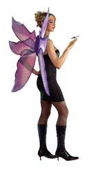 Феи - Фиолетовые крылья феи