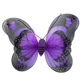 Пчелки и бабочки - Фиолетовые крылья