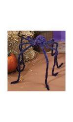 Животные и зверушки - Фиолетовый мохнатый паук 200 см
