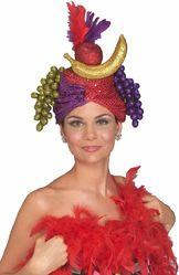 Восточные танцовщицы - Фруктовая бразильская шляпа