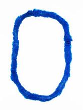 Женские костюмы - Гавайское синее ожерелье
