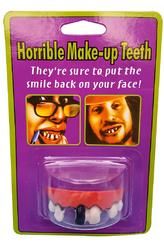 Для костюмов - Гнилые зубы