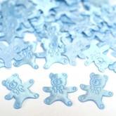 Медведи - Голубое конфети Медвежонок