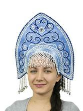 На Новый год - Голубой кокошник Ярославна