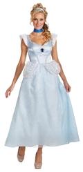 Золушки - Голубой костюм Золушки