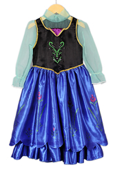 Костюмы для девочек - Костюм Холодное сердце принцесса Анна