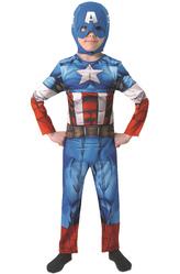 Комиксы - Храбрый Капитан Америка