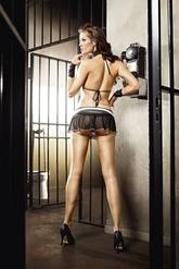 Бандиты и преступницы - Игровой комплект узницы