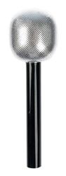 Знаменитости - Игрушечный серебряный микрофон