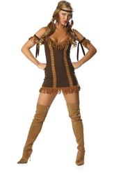 Ковбои и Индейцы - Костюм Индейская принцесса