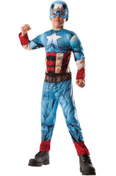 Капитан Америка - Костюм Изменчивый супергерой