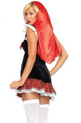 Красная шапочка - Костюм Изящная Красная шапочка