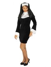 Монашки и Девы - Изящный костюм монашки