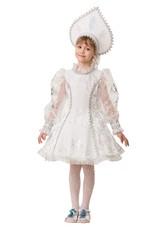 Снегурочки и Снежинки - Изящный костюм Снегурочки