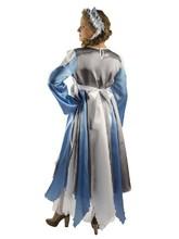 Снегурочки и Снежинки - Изящный костюм Зимушки