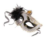 Венецианский карнавал - Карнавальная маска Очаровашка