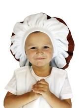 Фрукты и ягоды - Карнавальная шапочка Грибок